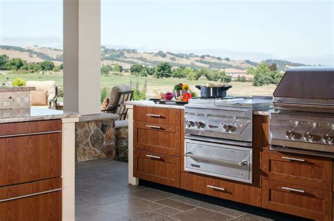 Barbecue Cabinets Warming Drawer Grill Cabinets Danver