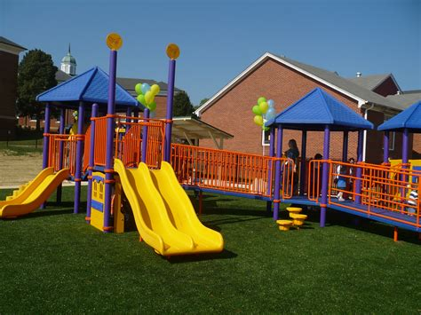 Preschool Playground Equipmentmax Play Fit