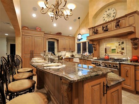 big kitchen island designs photo page hgtv