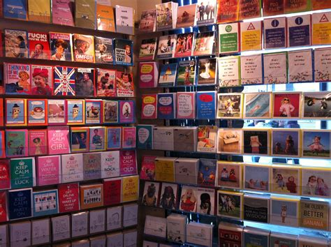 The Gift Card Store - scribbler cards london high street kensington