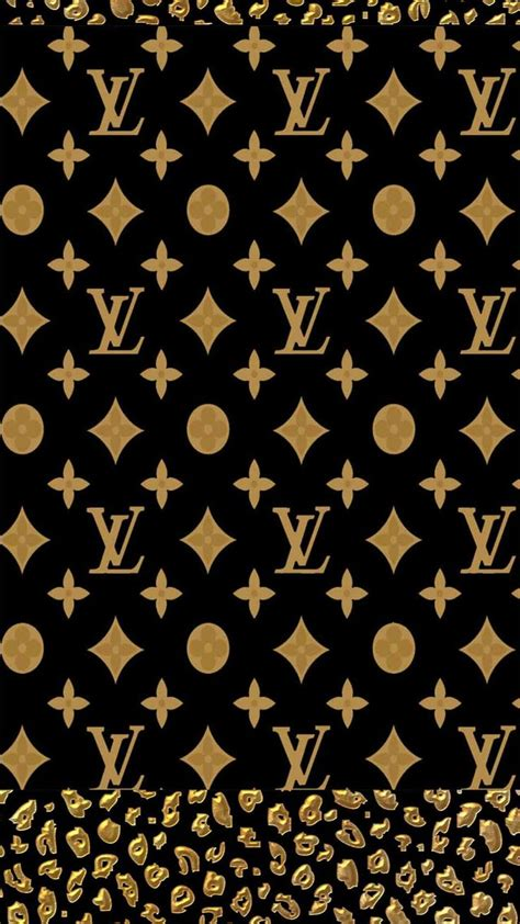pattern of s lv c louis vuitton wallpaper