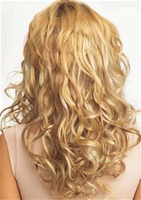 pictures of body waves vs perms 42 best images about loose spiral perm medium hair on