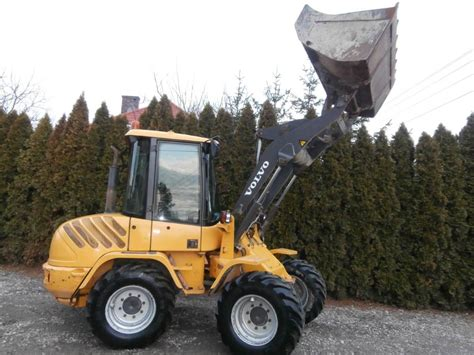 used volvo l35b z wheel loaders year 2007 price 26 499