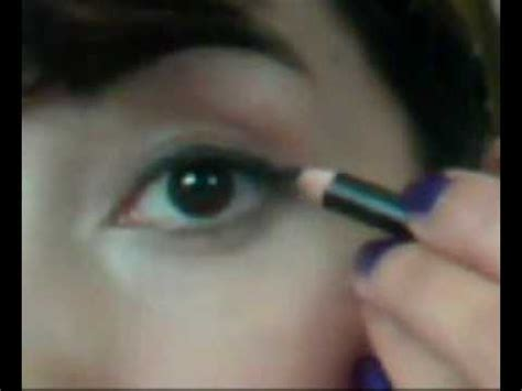 pencil eyeliner tutorial dailymotion easy eyeliner tutorial pencil liquid gel powder youtube