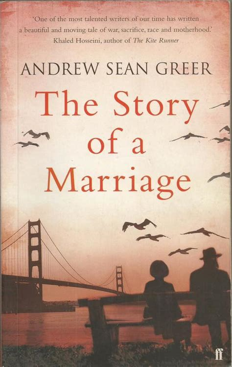 The story of a marriage andrew sean greer