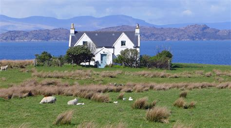 Applecross Cottages by Callakille Cottage Applecross Peninsula Wester Ross