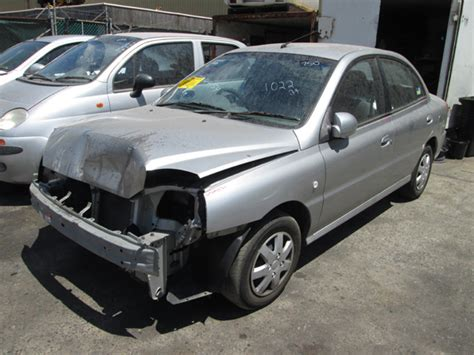 Kia Parts Sydney 187 Kia Ii Sedan 1 5i A Silver Wrecking In Sydney