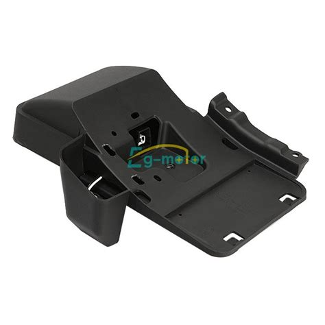 Jeep Wrangler Unlimited Front License Plate Bracket Rear License Plate Tag Holder Bracket With Light For 2007