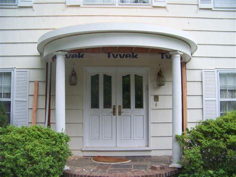 house plans with portico simple portico plans placement home building plans 40790
