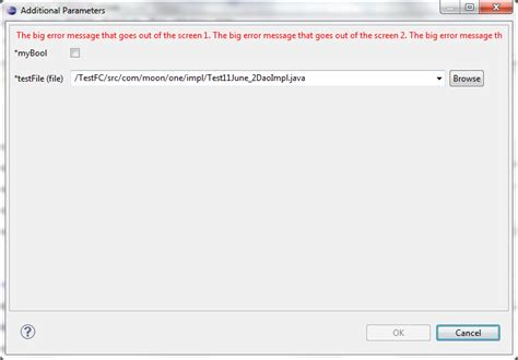 java layout text field java resize swt text field dynamically stack overflow