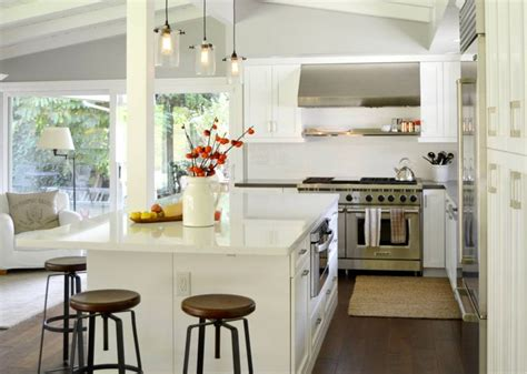 White Kitchen With White Quartz Countertops 20 white quartz countertops inspire your kitchen renovation