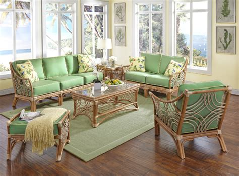 Rattan And Wicker Living Room Furniture Sets Living Room Wicker Living Room Sets
