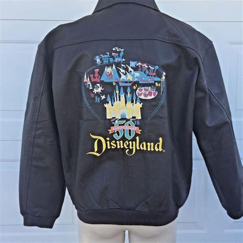 Jaket Bomber Big Size Bomber Jumbo Jaket Jumbo disneyland 50th anniversary leather bomber jacket limited edition size large ebay