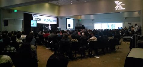 bitcoin event paypal hosts packed introduction to bitcoin event