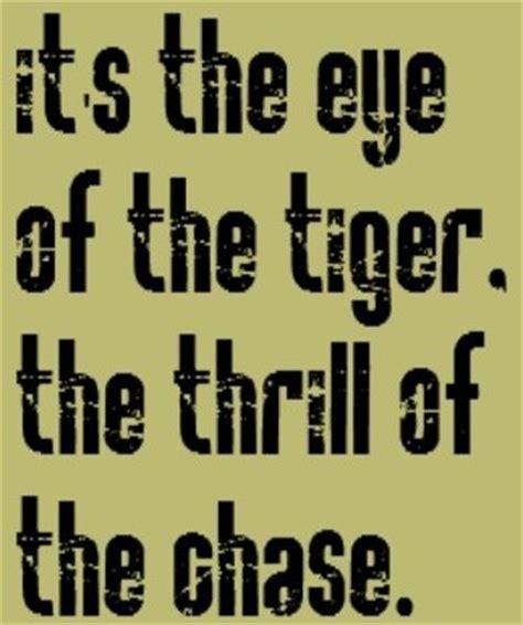 printable lyrics eye of the tiger pinterest the world s catalog of ideas