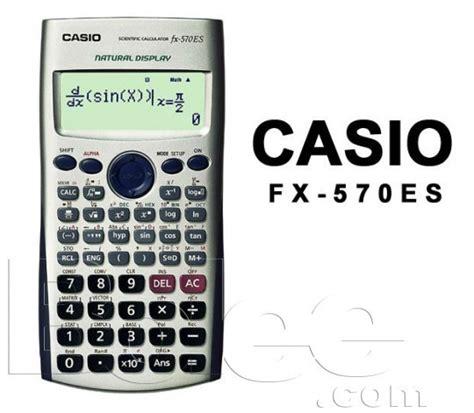 Casio Calculator Fx 570 Es Plus casio scientific calculator fx 570es karachi
