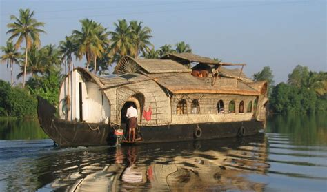 living on a boat thailand sail through the backwaters of kerala on a luxury houseboat