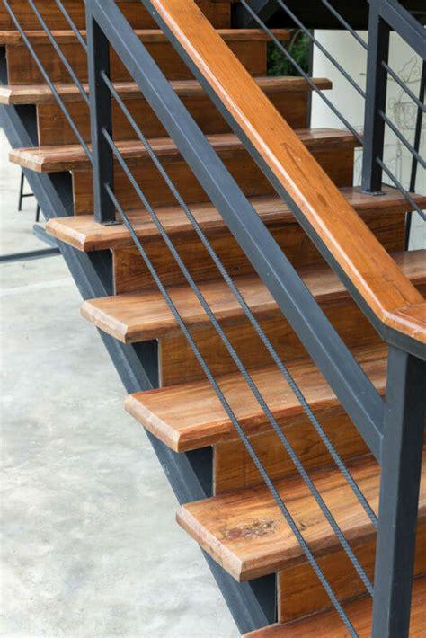 Steel Banister Rails 21 Modern Stair Railing Design Ideas Pictures