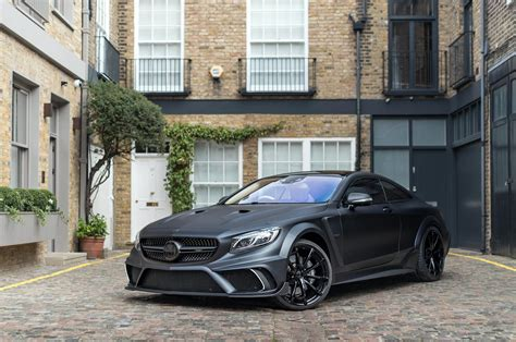 mansory mercedes mansory mercedes amg s65 coupe
