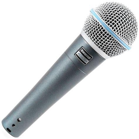 Mic Kabel Shure Beta 58 Ada On shure beta 58 microphone hire wireless microphones ponsonby sound hire