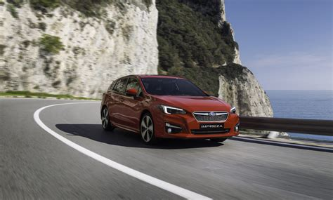 subaru lifestyle la subaru impreza arrive en europe auto lifestyle