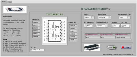 design of digital integrated circuit tester 28 images digital integrated circuit design