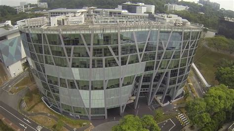 U Of R Mba by A Drone S Eye View Of Nus Business School