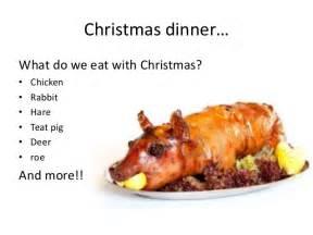 the netherlands christmas dinner