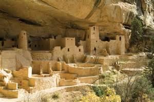 pueblo indian homes ancestral pueblo cliff dwellings in mesa verde national