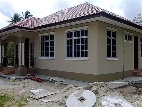 az refqee home bina atas tanah sendiri banglo cantik