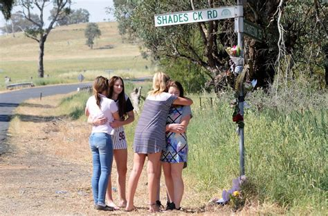 woman stabbed to death daughter injured during domestic dispute friends pay tribute beautiful women killed in molong