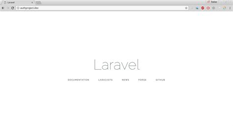 laravel tutorial linux how to install laravel 5 5 with xampp on linux 5 balloons