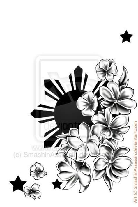 suns and roses tattoo flower drawings page 2 flowers ideas for review