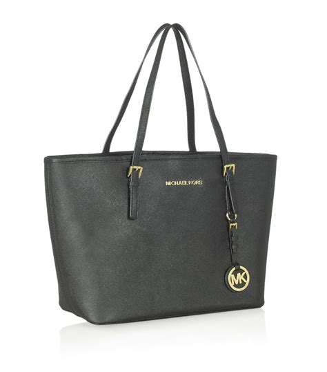 Michael Kors Jet Set Travel michael michael kors small jet set travel tote in gray