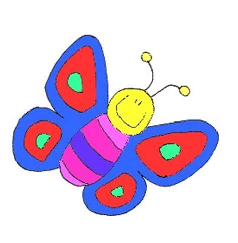 imagenes de mariposas infantiles a color mariposas para colorear y decorar en primavera