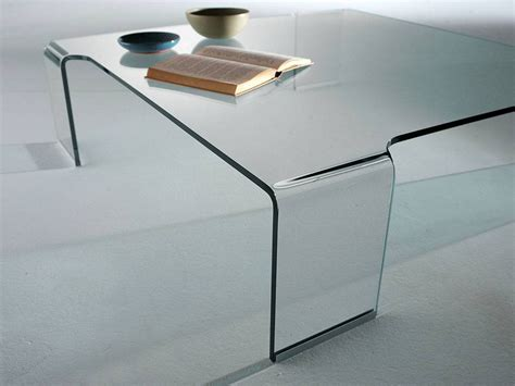 Curved Glass Coffee Table Box Curved Glass Small Table