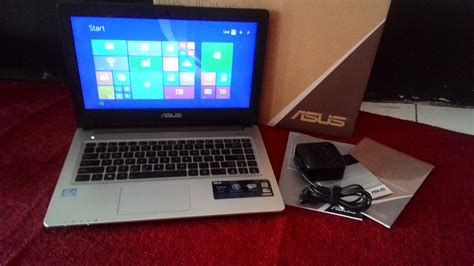 Laptop Asus I3 A46c jual laptop laptop asus a46c intel i3 murah second pasarlaptop