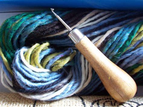 yarn rug hooking kits beginning rug hooking kit with wool yarn and sheep pattern