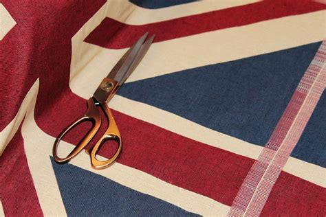 union jack upholstery fabric designer union jack flag vintage shabby british cushion