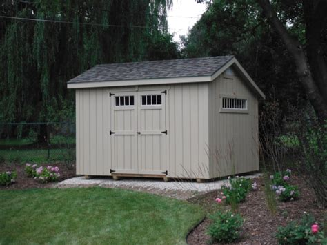 Saltbox Style Shed by Saltbox Sheds Milwaukee Quaker Storage Shed Builders