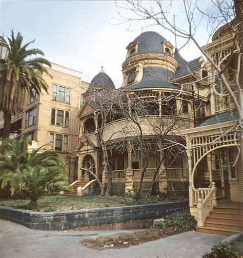 Apartment Buildings For Sale Southern California The Lost Mansions Of Downtown La