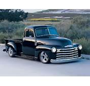 All Photos Of The Chevrolet Pickup On This Page Are Represented For