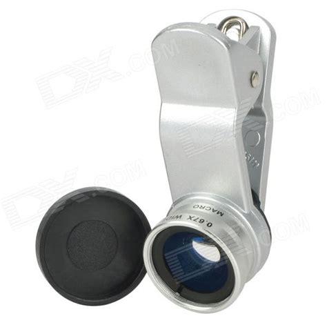 Lieqi Uni Clip Lens Lq 001 Fish Eye Macro Wide cool lieqi lq 001 universal clip on wide angle fish eye lens macro lens silver
