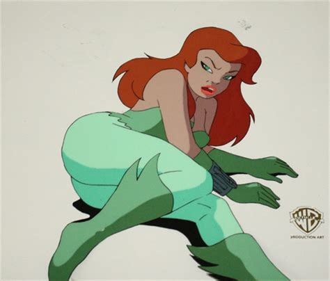 poison ivy batman animated series image poison ivy production 1 jpg batman the animated