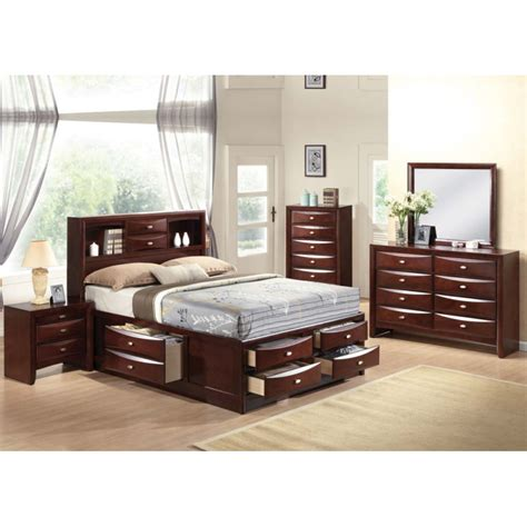 ireland 4pc bedroom set