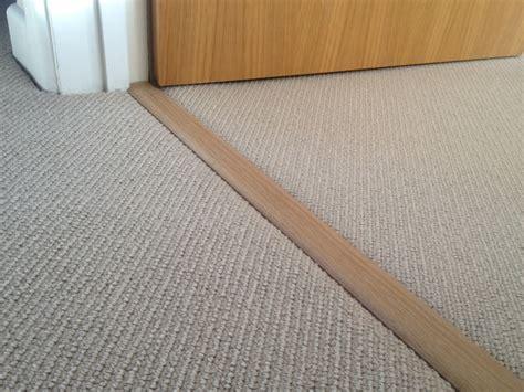 rug on laminate floor carpet to laminate threshold installation house design