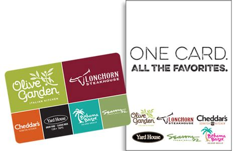 Where Can I Use A Darden Gift Card - what restaurants can you use olive garden gift cards infocard co