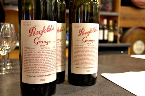 Penfolds Grange by Penfolds Grange 2008 What I M At The Time 04 05