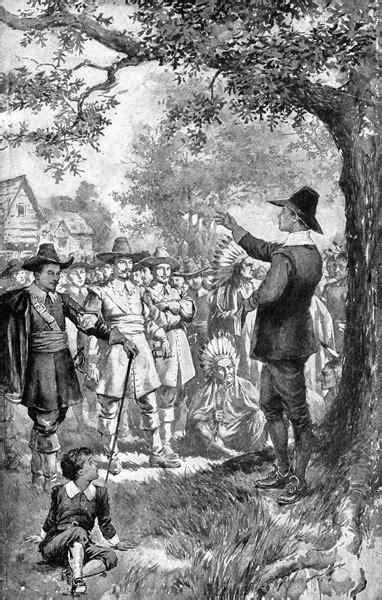 Quakers in America Hear George Fox