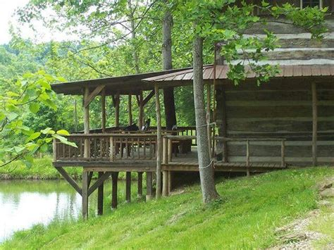 Lakeside Cabins by Lakeside Cabin Log Cabin